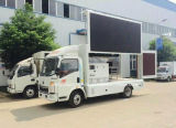 Sinotruk HOWO 4X2 5 tonnellate di HD LED che fa pubblicità al veicolo