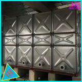 Galvanisé à chaud de bord de l'eau du réservoir de stockage