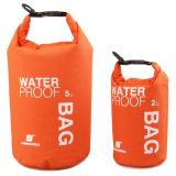 2L屋外の防水袋のキャンプするUltralight漂ういかだで運ぶカヌーの高品質の水泳乾燥した袋の袋の水泳袋をハイキングする