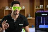 Imprimante 3D de bureau simple éducative de machine d'impression de gicleur de tôle