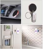 Besonders dünner magnetischer Universalstock-Auto-Telefon-Halter-Aluminiumlegierung-Auto-Standplatz der auto-Montierungs-3m