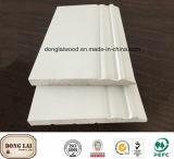 Прессформа праймера Gesso высокого качества белая угловойая деревянная
