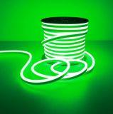 LED verde Neon Flex para delinear a iluminação, decoração de loja da Janela