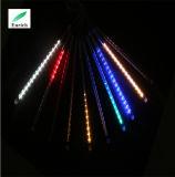 Buon indicatore luminoso verde del tubo dell'indicatore luminoso della meteora della stringa di prezzi 13m LED