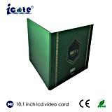 LCD van 10.1 Duim VideoKaart met de Verpakking van de Gift