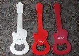 ギターの形のステンレス鋼の高品質の栓抜き