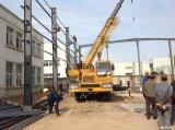 Las estructuras de acero de alta resistencia para planta química