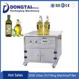 Elevadores eléctricos de Bsb Azeite máquina de enchimento/Abastecimento Cabeças Duplas