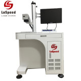 Macchina della marcatura del laser della fibra del laser 20W di Lospeed per stampa della catena chiave