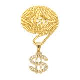 ثمانية نمو نوع ذهب مجوهرات ماس فضة عقد مجوهرات
