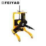100ton高品質の黄色力ポンプ移動可能な油圧グリップの引き手