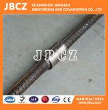 Accoppiatore diritto 12-40mm del tondo per cemento armato della vite di marca 45# di Jbcz