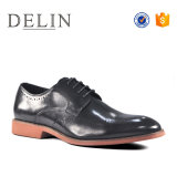 Новые продажи фантазии мужчин платья обувь с чисто из натуральной кожи