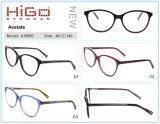 De innovatieve Acetaat Eyewear van de Glazen van de Acetaat van het Frame van het Product Duidelijke Optische