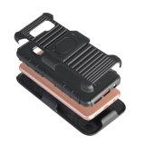 3 in 1 Rüstungs-harter hybrider Kasten-Deckel-Riemen-Klipp-Pistolenhalfter-kombiniertem Kasten für Samsung-Galaxie S8/S8 plus