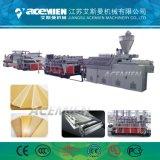 O PVC/WPC Crosta Placa espuma/folha/Placa maquinário de produção