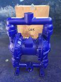 Grande Fluxo de ar em aço inoxidável operado Bomba de diafragma duplo