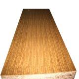 チークによって薄板にされる合板の空想の合板