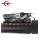 Fernsteuerungshemmer 2g+3G+4G+2.4G+Lojack+ stationärer justierbarer 8bands/Blocker