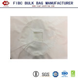 Saco de granel sacos tecidos de plástico para a farinha