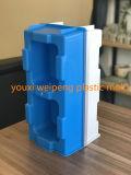 Plastique de haute qualité des blocs de béton creux de verrouillage de moules pour la Décoration de mur