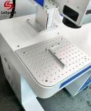 UVLaser die van de Fles van het huisdier de Plastic Permanent Merken van de Machine merken