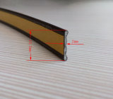 Extrusion Good Quality PU Seal Strip with Adhesive Tape