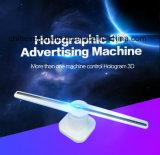 ologramma programmabile di pubblicità del ventilatore di 1m 3D LED