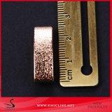 Liga de zinco Personalizada Sinicline Anti-Saline a extremidade do fio de metal e calções de Rótulo