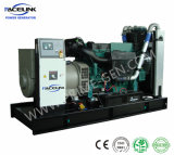 85kVA~631kVA Volvo Powered Groupe électrogène diesel de type ouvert avec la CE/ISO