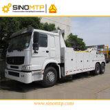 Camion di Wrecker di SINOTRUK HOWO 6X4/8X4