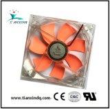 120*25mm Ventilator H van het Frame gelijkstroom van het Lager van de Koker 12/24V Brushless Koel As Elektrische