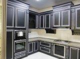 Итальянский роскошный дизайн деревянные кухонные Конструкция шкафа электроавтоматики