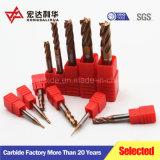 Cnc-Ausschnitt-Hilfsmittel-Hartmetall für das Metallprägen