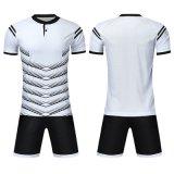 Suíte de futebol dos homens vestidos de treinamento Sport desgaste uniforme futebol respirável