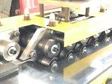 Serratura automatica di Pittsburgh della lamiera di acciaio del condotto quadrato che forma macchina