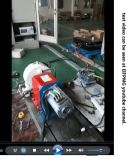 マルチ機能AC誘導電動機7.5kw駆動機構60V400A