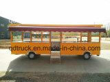 Chariot électrique de la Cuisine Mobile, Mobile de cuisson électrique du chariot