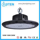 China proveedor alta potencia 100W LED de alta de la luz de la Bahía de OVNI
