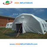 Портативный чрезвычайной палатка, Китай надувной медицинской палатке, надувные палатка в области жилья
