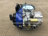 발전기 Gx390 작은 휘발유 절반 공냉식 4 치기 엔진