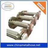 Tubo flessibile di Overbraided PTFE dell'acciaio inossidabile