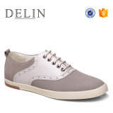 El Diseñador de zapatos planos de la marca de calzado casual para hombres