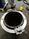 Dividir marco Self-Centering Motor Metabo tubo fría máquina de corte biselado