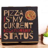 De in het groot Doos Van uitstekende kwaliteit van de Pizza van het Ontwerp van de Douane Verpakkende