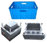 Gevormde Producten van de Injectie van de Vorm van de Container van de Mand van de Omzet van de douane de Plastic Plastic Vormen