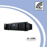 1500W 2 canales del amplificador, amplificador de audio profesional amplificador de potencia y para el subwoofer