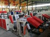 Chzd- 900/1100dの機械を作る二重線の熱シーリング及び冷た切断のベスト袋袋