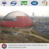 Sinoacme는 석탄 저장을%s 큰 경간 공간 프레임 구조를 날조했다