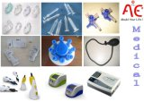 Molde plástico Customed para o dispositivo médico Peças plásticas do escudo